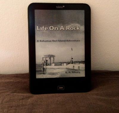 Life On A Rock // K.A. Albury