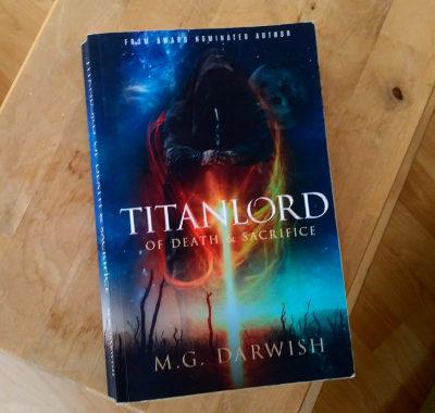 Titanlord // M.G. Darwish