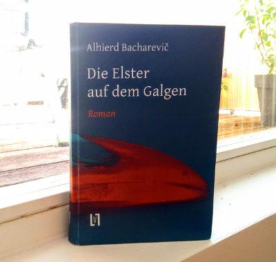 Die Elster auf dem Galgen // Alhierd Bacharevič