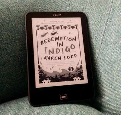 Redemption in Indigo // Karen Lord