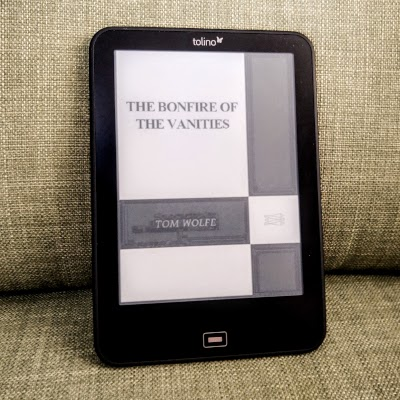 The Bonfire of the Vanities // Tom Wolfe