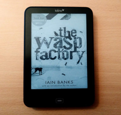 The Wasp Factory // Iain Banks