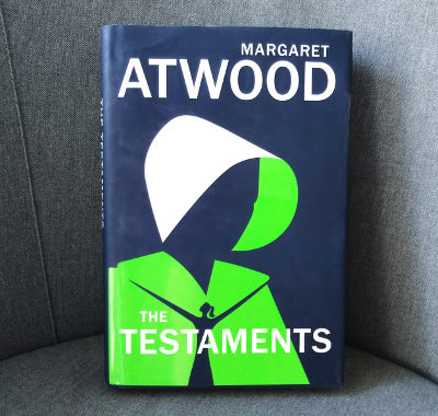 The Testaments // Margaret Atwood