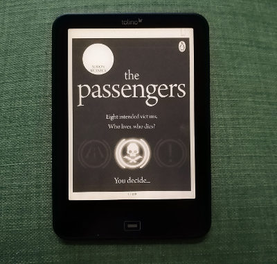The Passengers // John Marrs