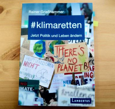 #klimaretten // Rainer Grießhammer
