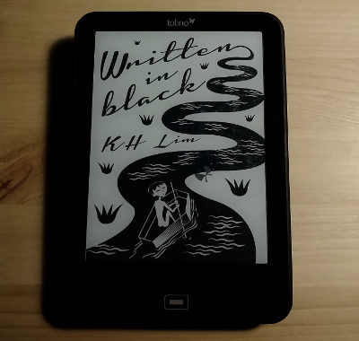Written in Black // K.H. Lim