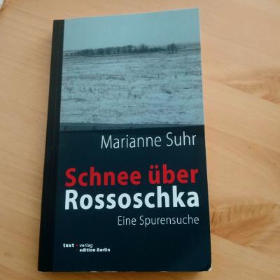 Schnee über Rossoschka // Marianne Suhr