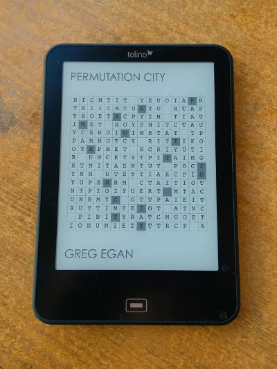 Permutation City by Greg Egan