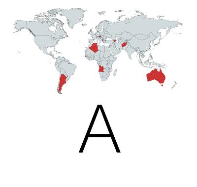 Reading Around The World - A