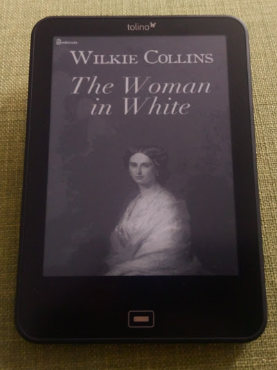 The Woman in White // Wilkie Collins