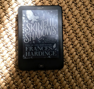 A Skinful of Shadows // Frances Hardinge