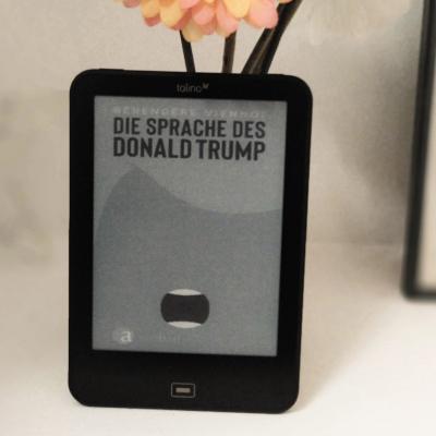 Die Sprache des Donal Trump // Berengere Viennot