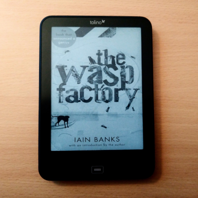 The Wasp Factory // Iain Banks