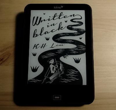 Written in Black // K.H. Lim