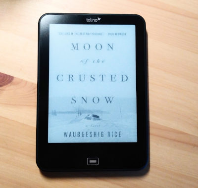 Moon Of The Crusted Snow // Waubgeshig Rice